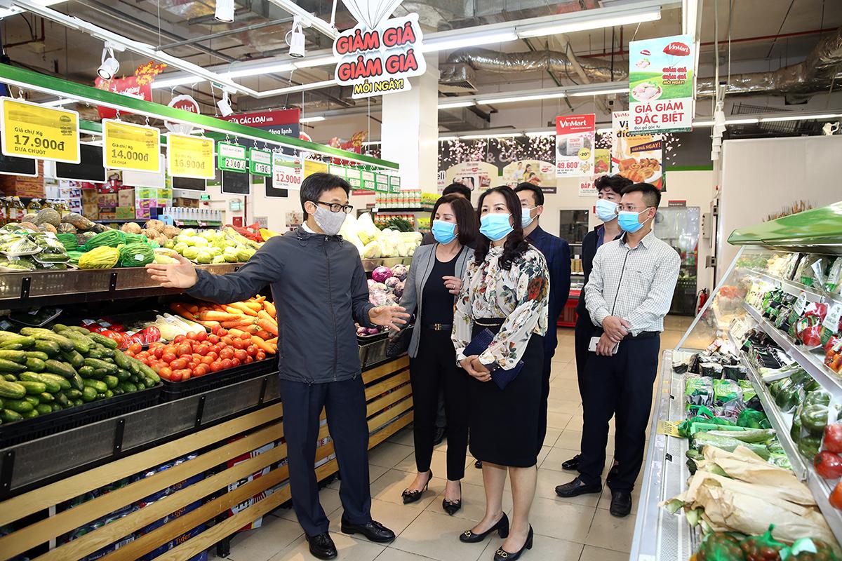 Quyết tâm không có dịch bùng phát ở Hà Nội, TP HCM - 1
