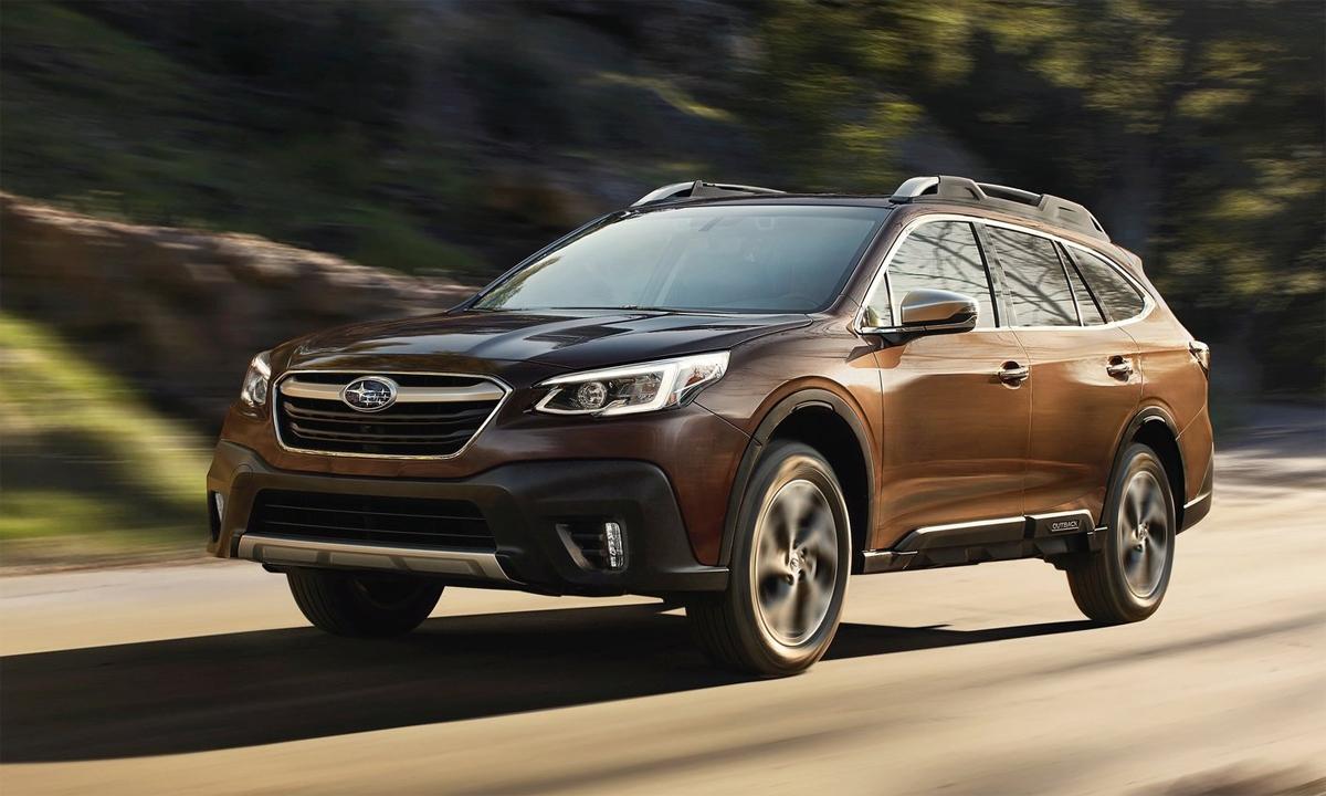 Có 314 chiếc Outback 2021 thuộc diện triệu hồi tại Mỹ. Ảnh: Subaru