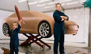 Con của tỷ phú Elon Musk học qua YouTube