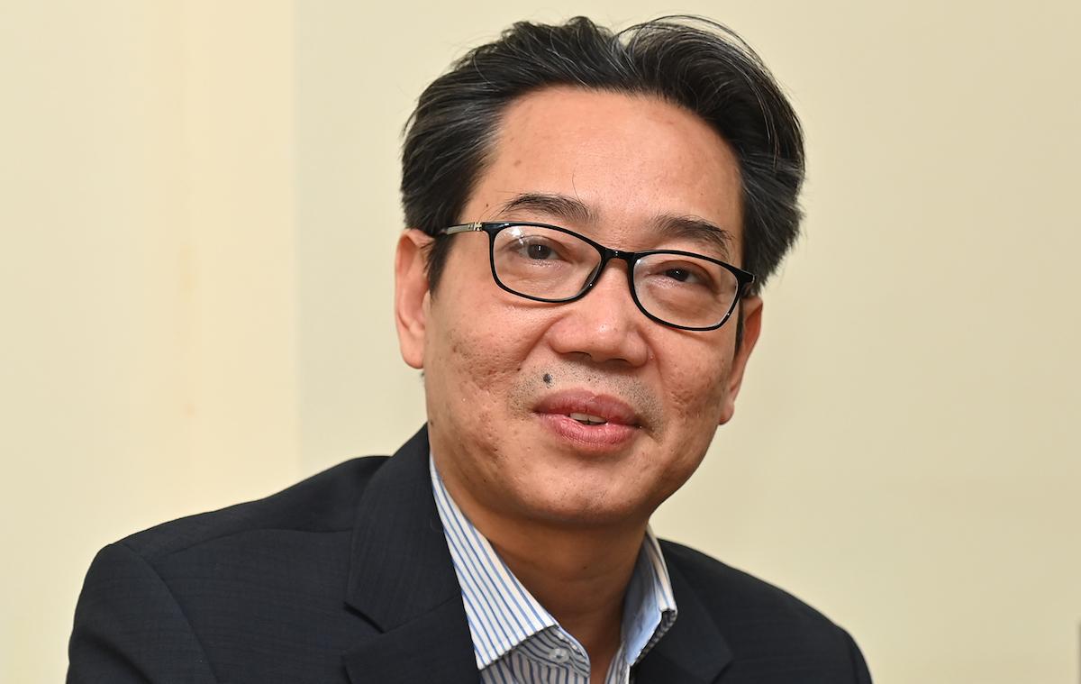 TS Đinh Văn Minh, Vụ trưởng Pháp chế, Thanh tra Chính phủ. Ảnh: Giang Huy