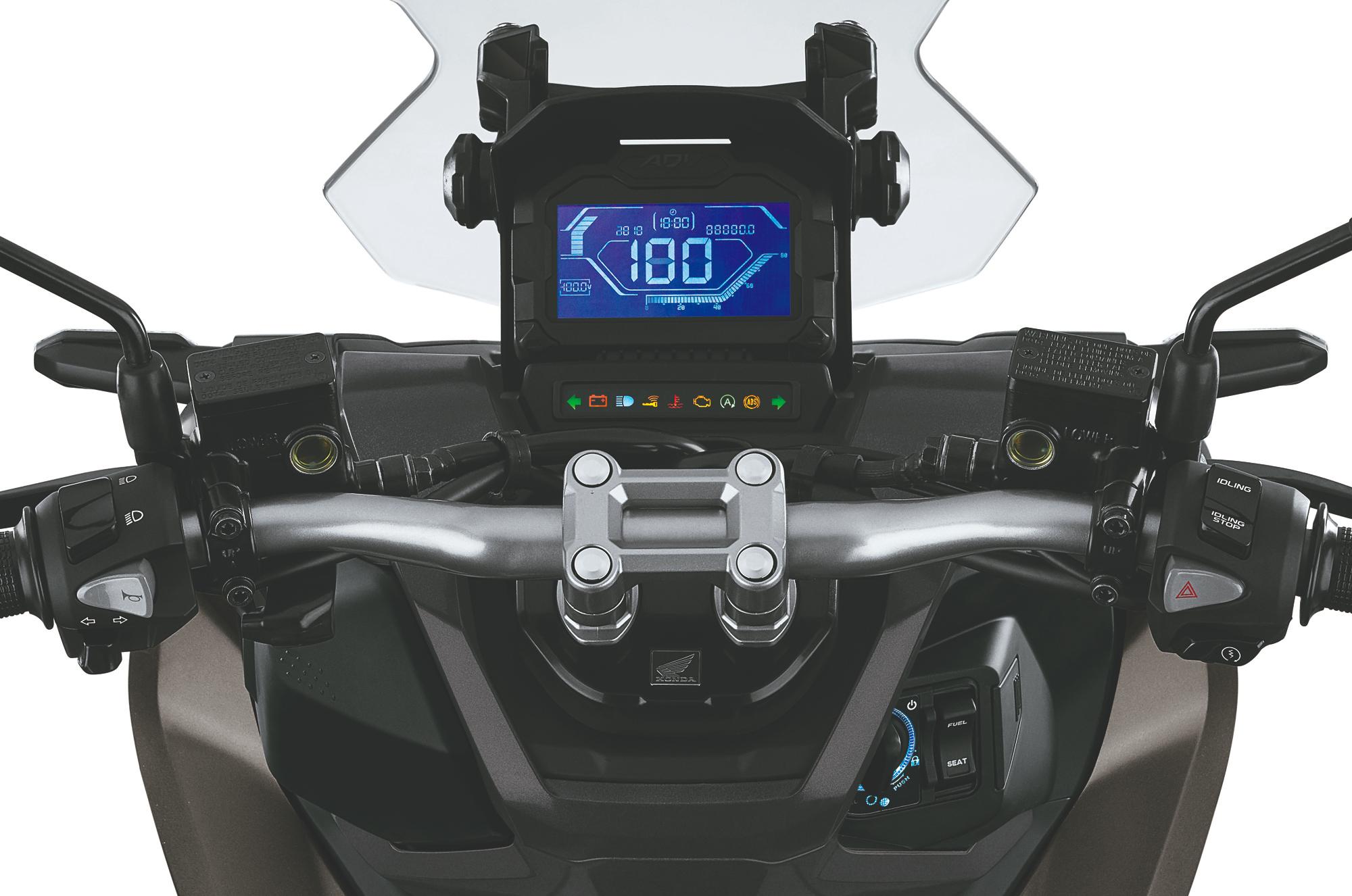 Honda ADV 150- cafeauto-5