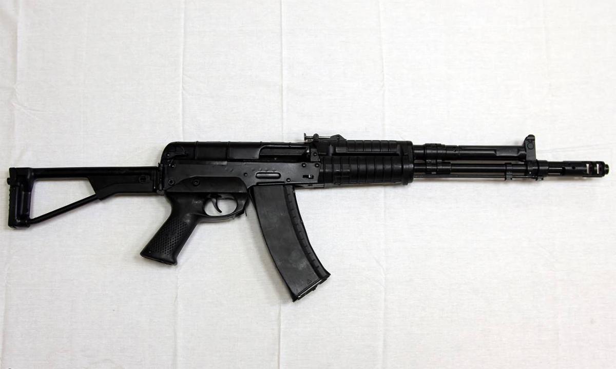 AEK-971, biến thể hiện đại hóa của SA-006. Ảnh: Vitaly Kuzmin.