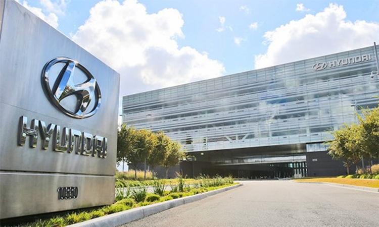 Trụ sở của Hyundai tại Mỹ. Ảnh: Korea Times