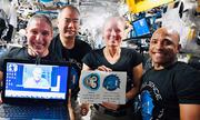Phi hành đoàn lập kỷ lục sống lâu ngoài không gian