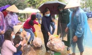 Nông thủy sản Quảng Ninh được giải cứu