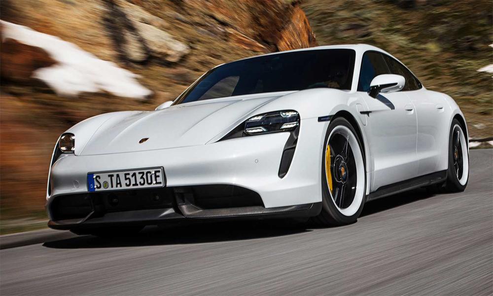 Ảnh: Porsche