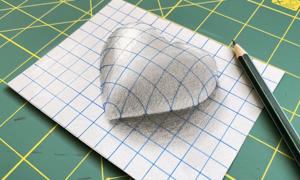Vẽ trái tim 3D