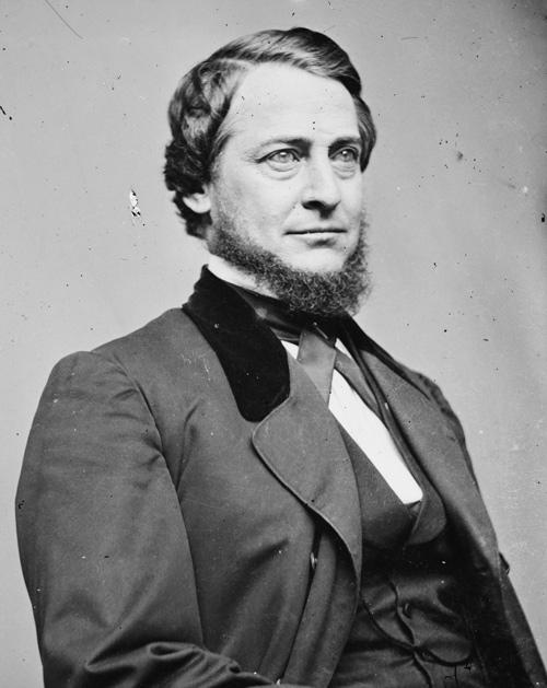 Clement Vallandigham. Ảnh: Library of Congress.
