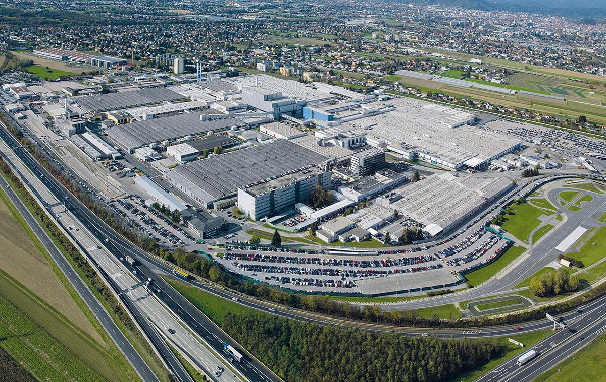 Một nhà máy sản xuất xe hơi của Magna. Ảnh: Magna