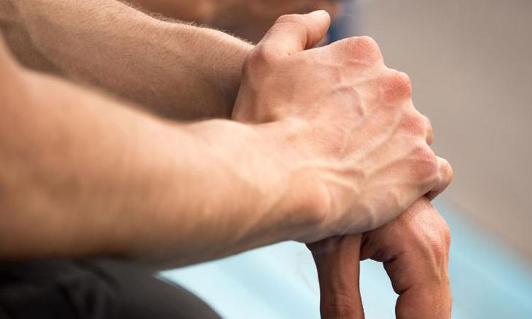 Mạch máu trên bàn tay có thể trở thành công cụ nhận diện an toàn. Ảnh: Shutterstock.