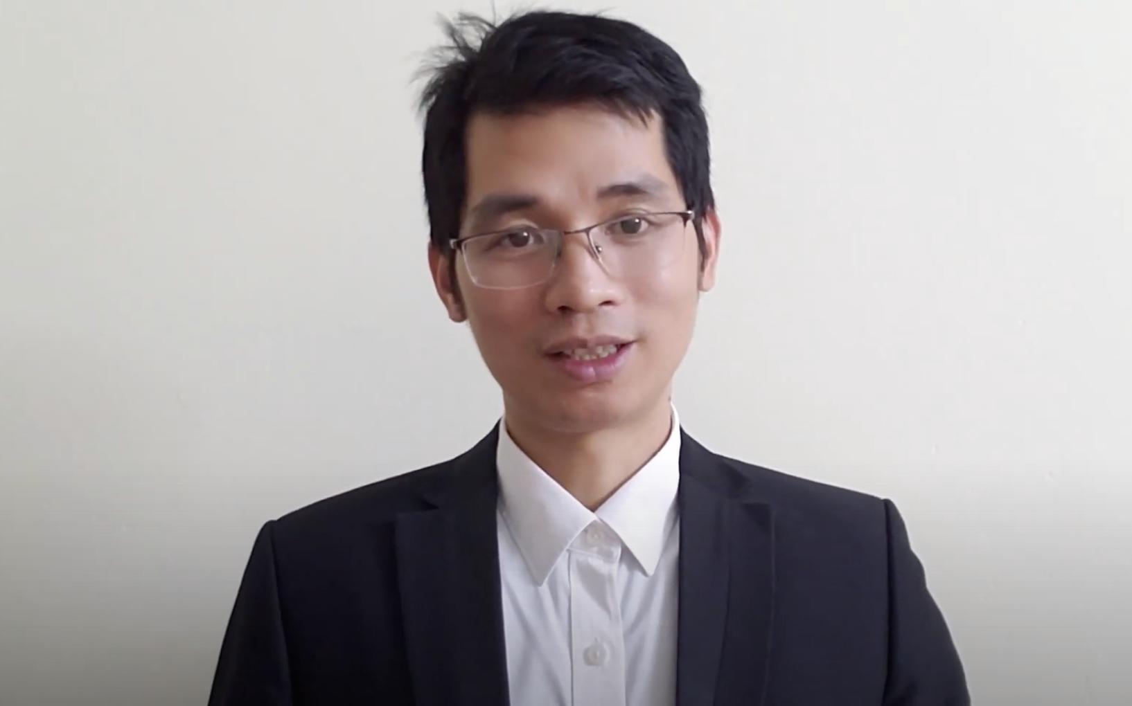 Thầy Quang Nguyen với nhiều năm kinh nghiệm dạy tiếng Anh. Ảnh: Nhân vật cung cấp.