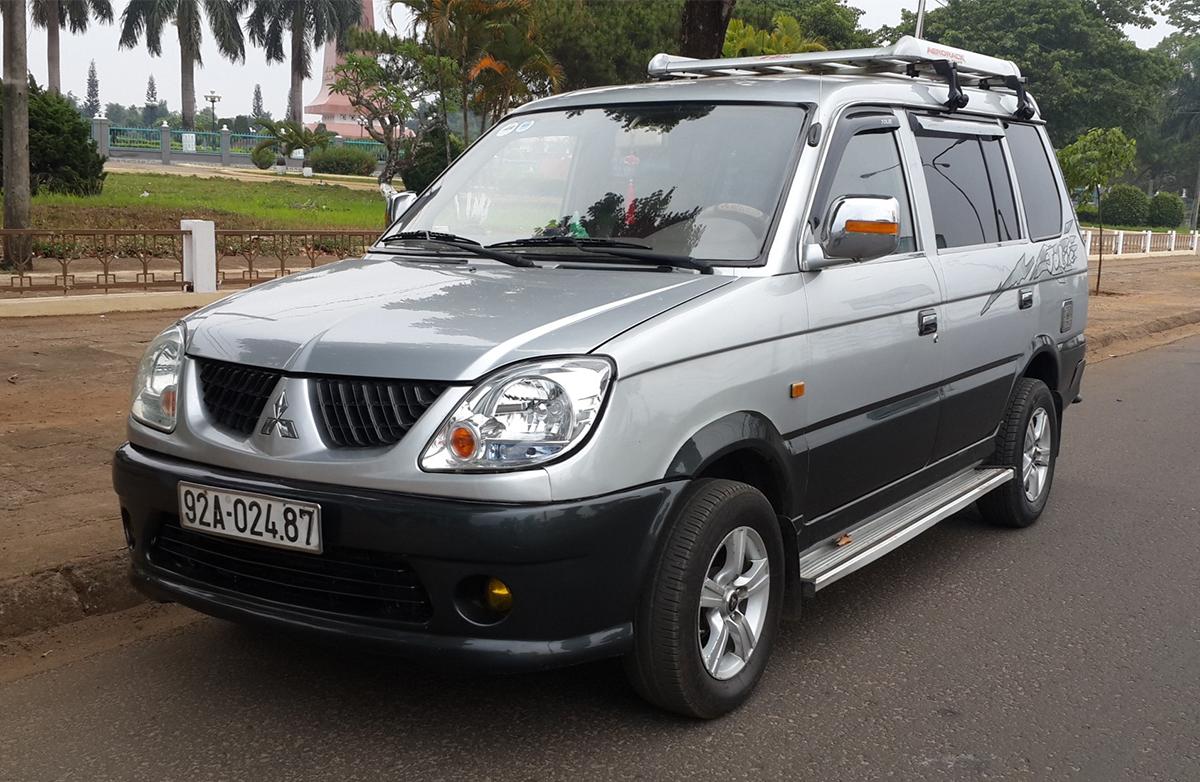 Mitsubishi Zolie.