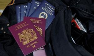 Gần 5.000 người Hong Kong đăng ký thị thực mới của Anh