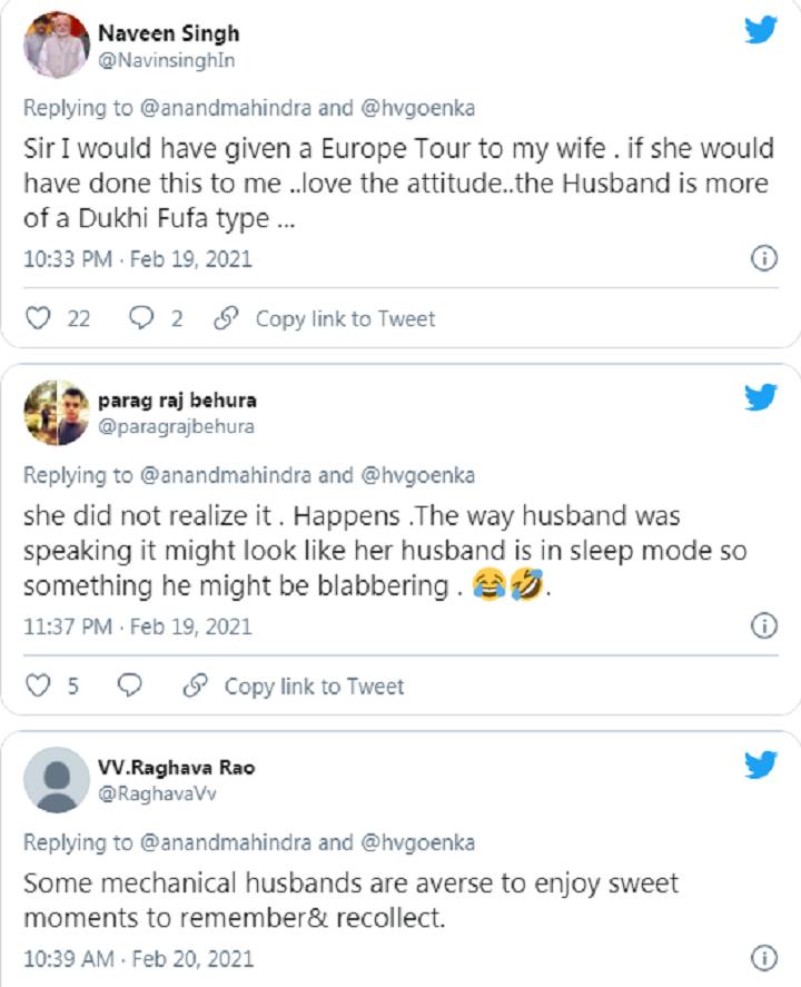 Vợ lén hôn khi chồng họp trực tuyến - 5
