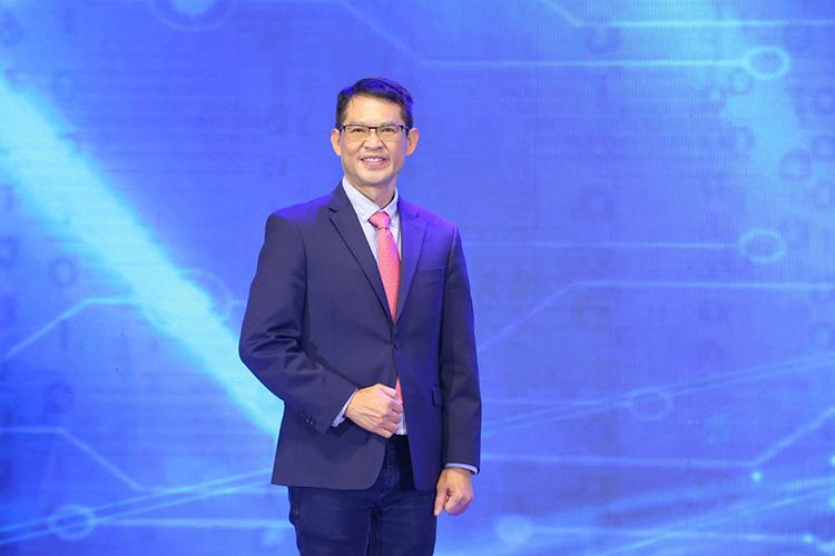 Ông Trương Quốc Hùng, Giám đốc Điều hành VinBrain. Ảnh: VinBrain.