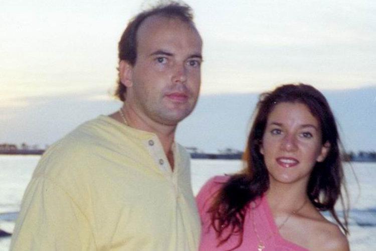 Frank Griga (trái) và Krisztina Furton. Ảnh: Oxygen.