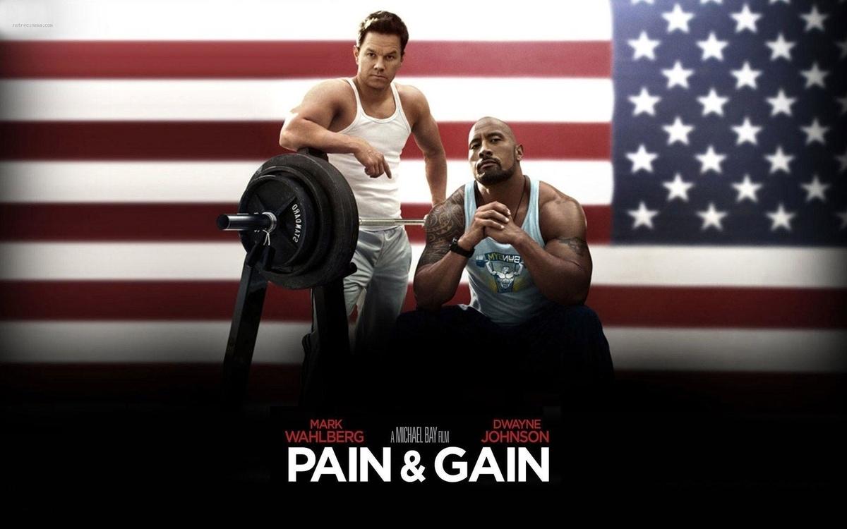 Pain and Gain, bộ phim được lấy cảm hứng từ tội ác của Băng đảng Sun Gym. Ảnh: Paramount Pictures.