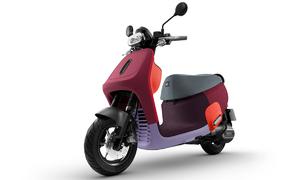 Gogoro Viva Mix - xe máy điện dùng dây đai giá 2.200 USD