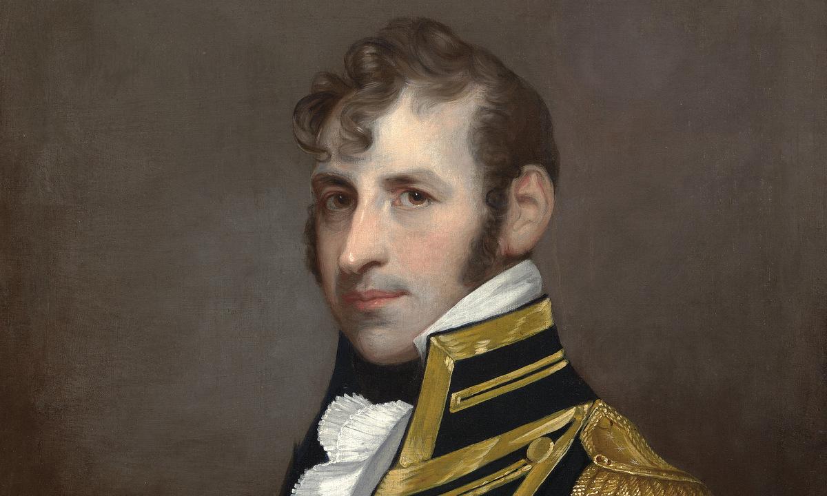 Đại úy Stephen Decatur. Ảnh: Wikipedia.