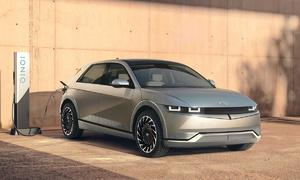 Hyundai ra mắt xe điện Ioniq 5