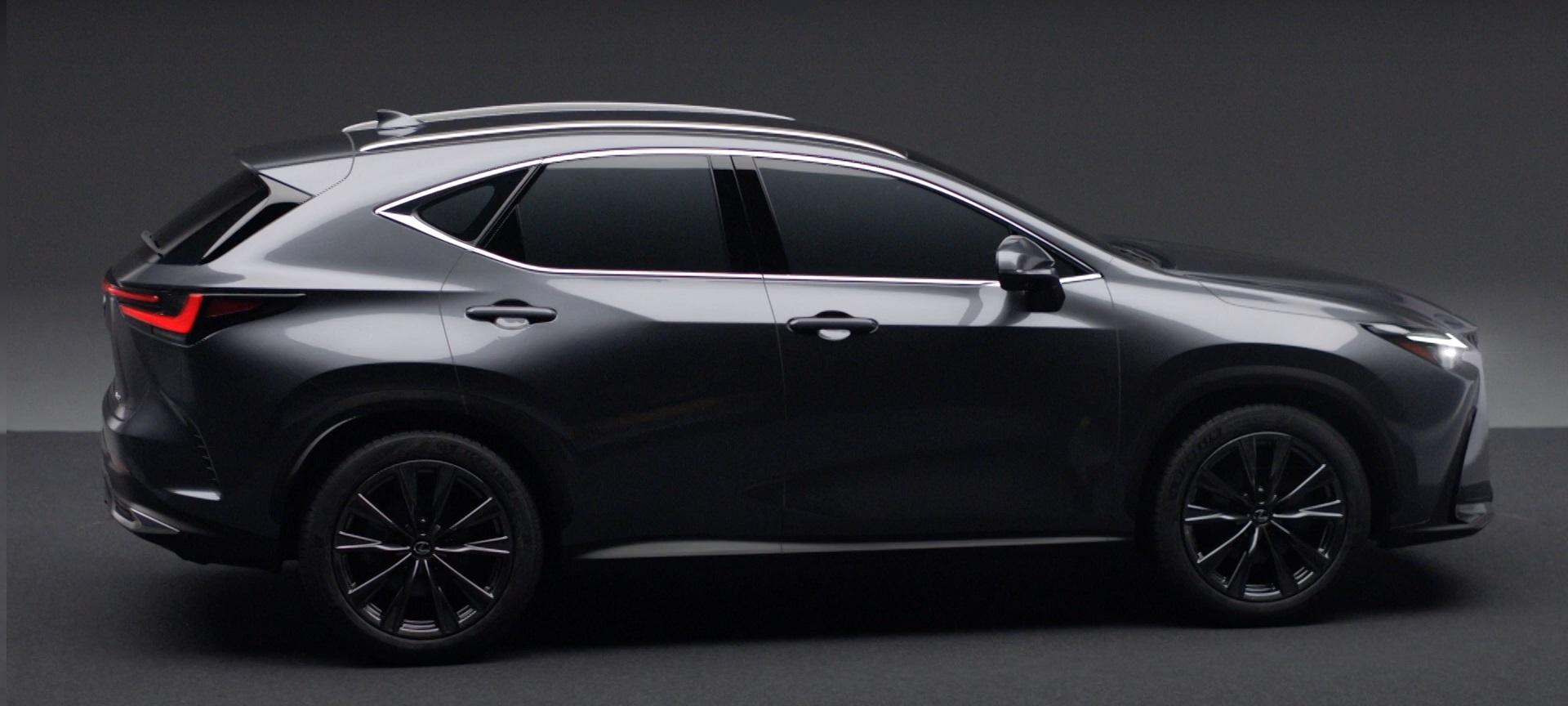 Lexus NX 2021 dự kiến bán ra thị trường vào mùa hè năm nay.