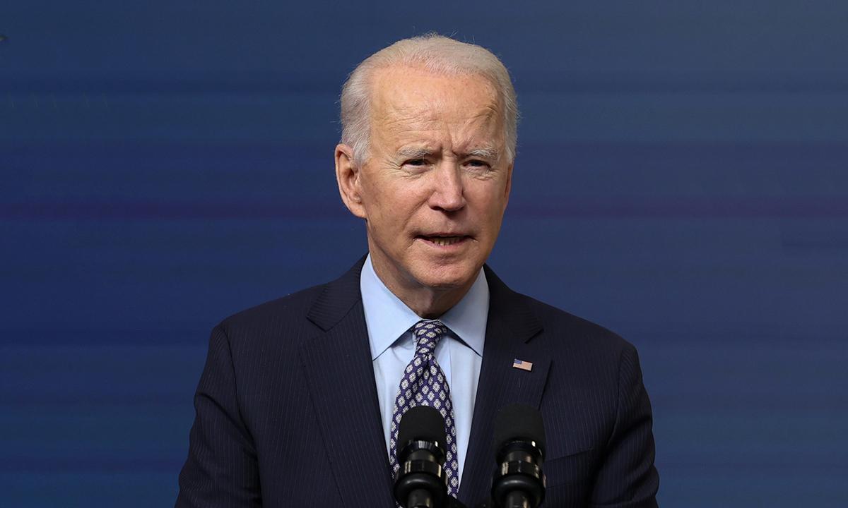Biden: 'Không chấp nhận Nga sáp nhập Crimea'