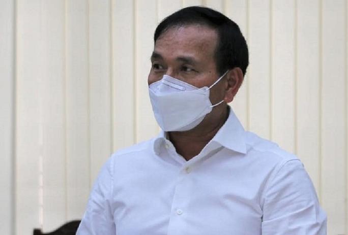 Ông Lưu Văn Bản, Phó chủ tịch UBND tỉnh Hải Dương. Ảnh: Anh Sơn/PLO