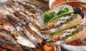 25 năm giữ hương vị bánh mì sốt cá nục