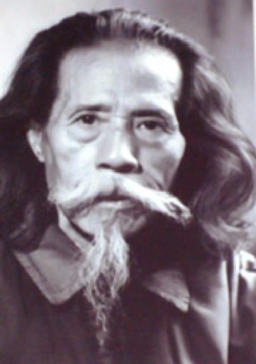 Nhà thơ Đoàn Phú Tứ.