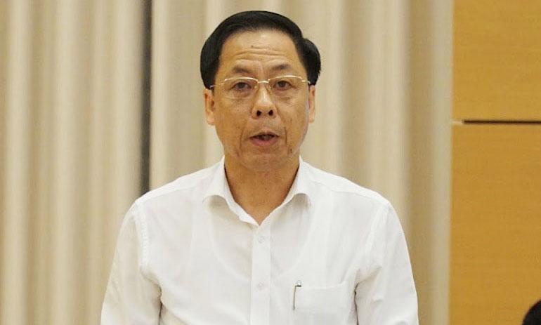 Ông Trần Ngọc Liêm, Phó tổng Thanh tra Chính phủ. Ảnh: Hoàng Phong
