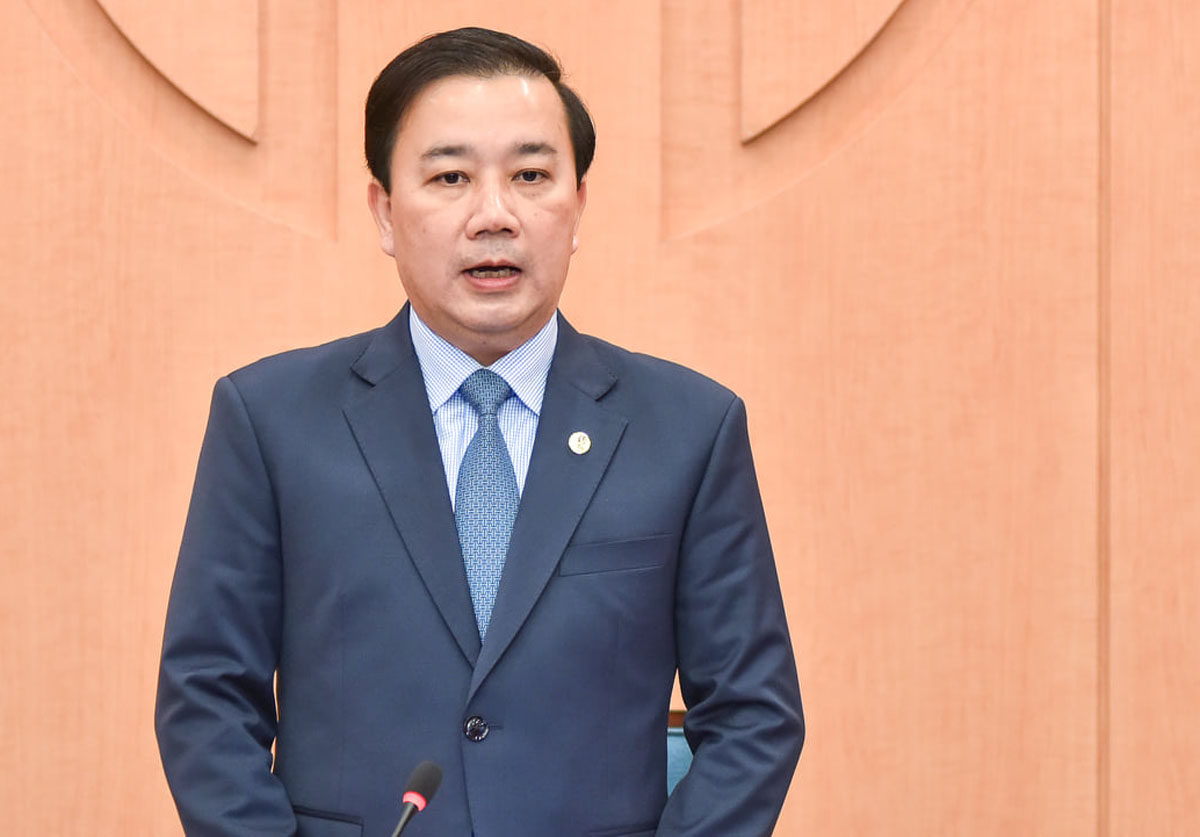 PCT UBND TP, Trưởng ban chỉ đạo phòng, chống dịch Covid 19 TP Hà Nội. Ảnh: Hữu Nguyên.