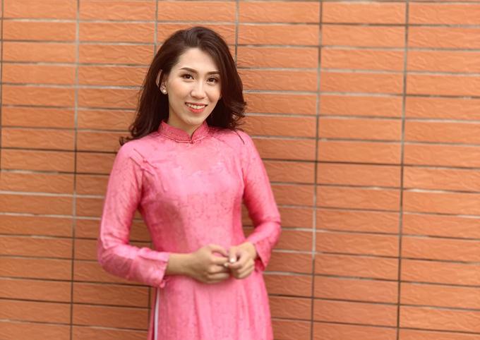 Năm 2019, cô Huyền Trang từng đạt giải Nhì kỳ thi Giáo viên dạy giỏi cấp thành phố. Ảnh: NVCC.