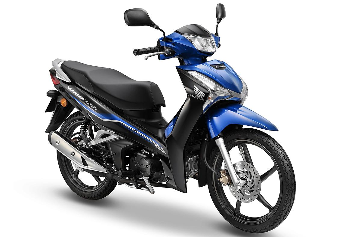 Wave 125i phiên bản 2021 ra mắt tại Malaysia. Ảnh: Honda