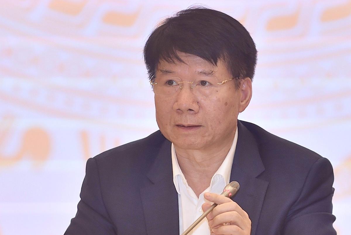 Ông Trương Quốc Cường, Thứ trưởng Y tế. Ảnh: Nhật Bắc