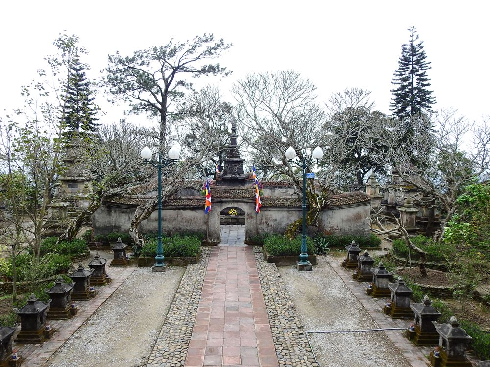 Khu di tích danh thắng Yên Tử, Quảng Ninh. Ảnh: Minh Cương