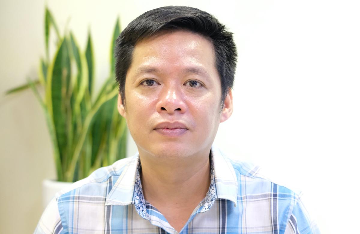 Ông Nguyễn Tư Long, Phó vụ trưởng Công chức Viên chức. Ảnh: Hoàng Thùy
