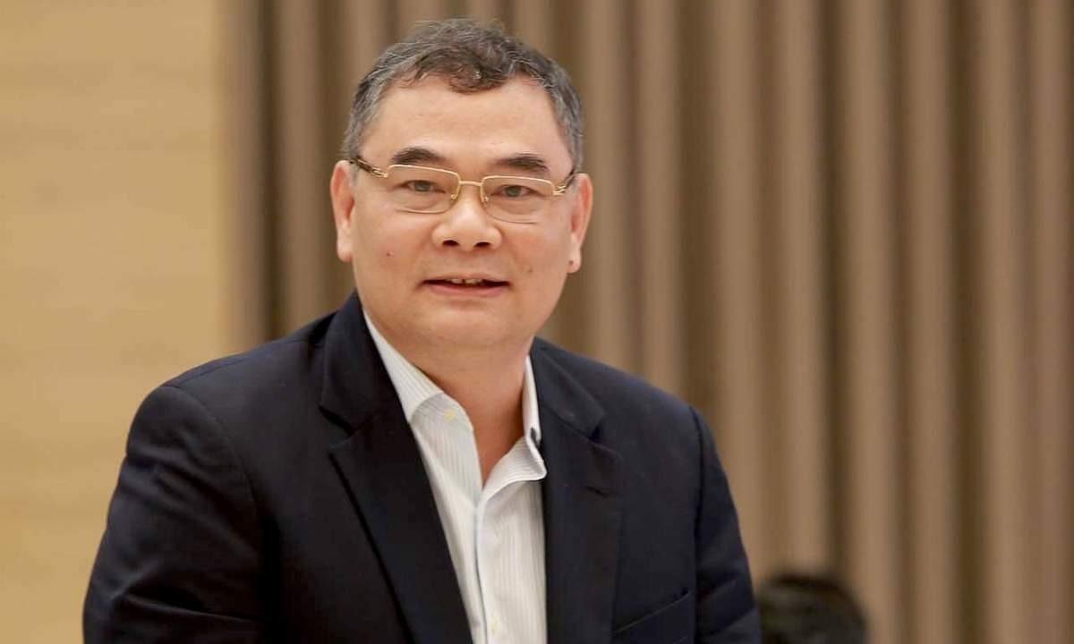 Thiếu tướng Tô Ân Xô, Chánh Văn phòng Bộ Công an. Ảnh: Hoàng Phong
