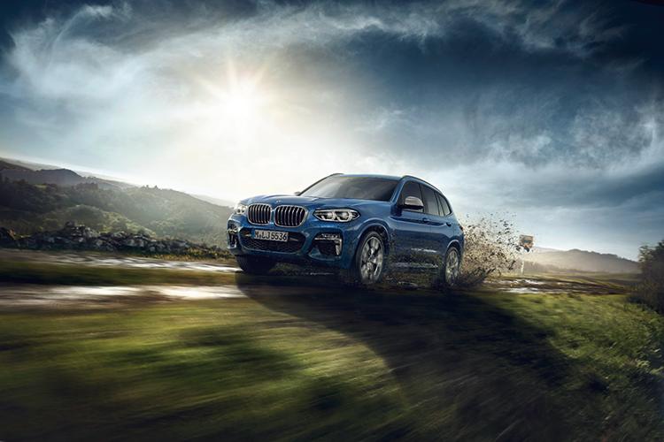 BMW X3 phiên bản 2021.