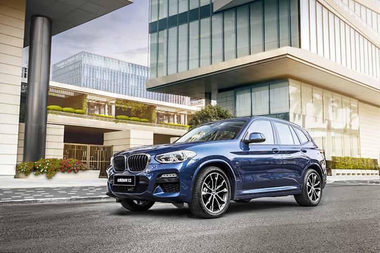 BMW X3 phiên bản M-Sport.