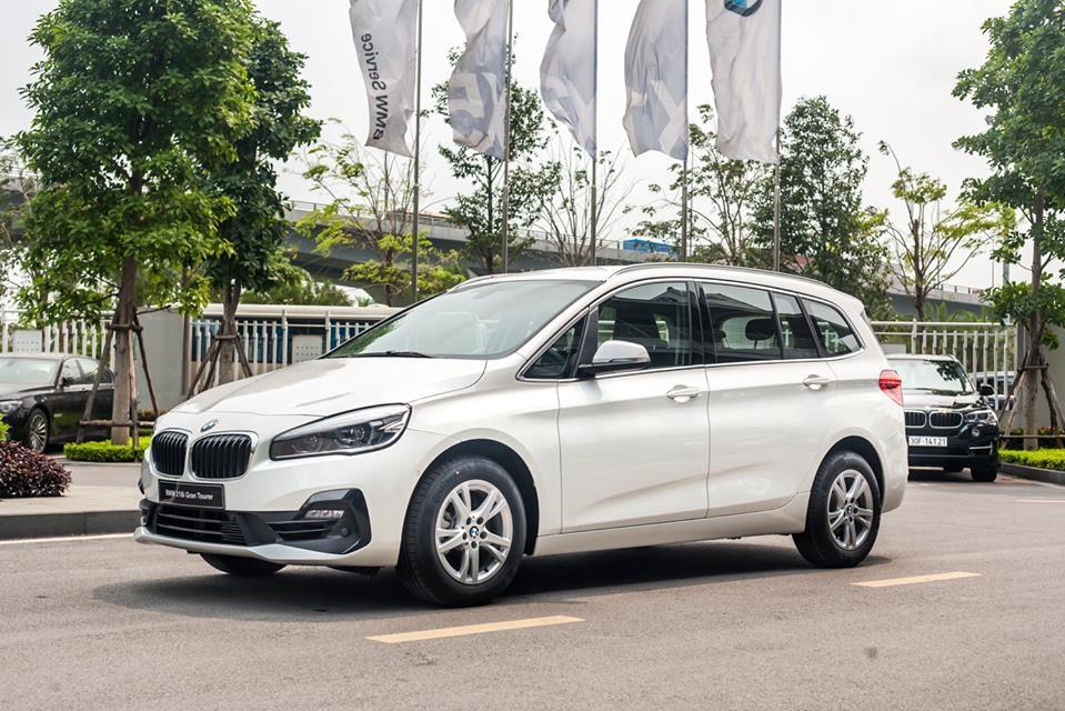 Một mẫu BMW Series đang được giảm giá tại Hà Nội. Ảnh: Nguyễn Hà