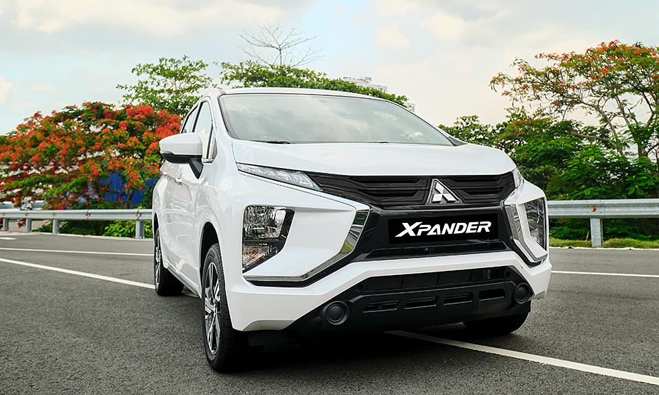 Mẫu MPV bán chạy của Mitsubishi. Ảnh: Mitsubishi