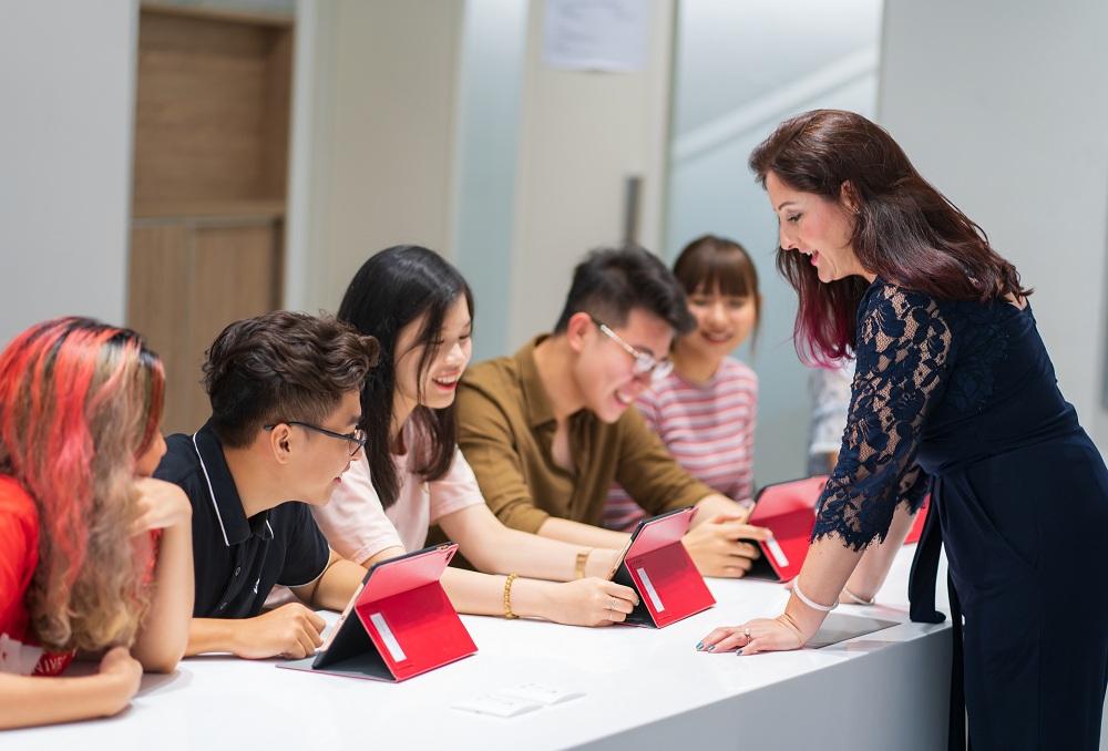 BUV đào tạo chương trình Dự bị Đại học quốc tế (IFP) trong thời gian một năm nhằm tiết kiệm thời gian và chi phí cho sinh viên.