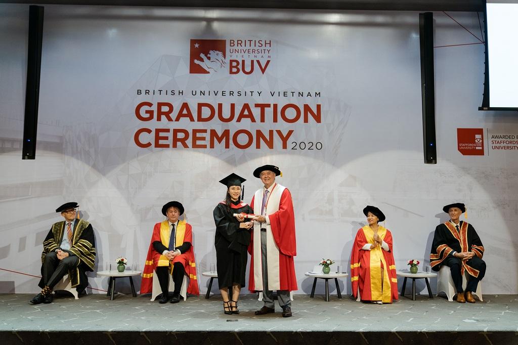 Sinh viên BUV có thể lựa chọn chuyển đổi tín chỉ với sự hỗ trợ tối đa từ nhà trường để theo học nhiều trường đại học khác trên toàn cầu.