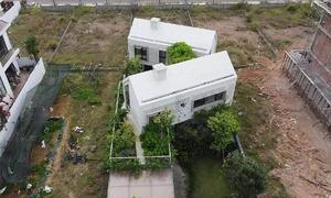 Ngôi nhà 'sinh đôi' ở Đà Nẵng