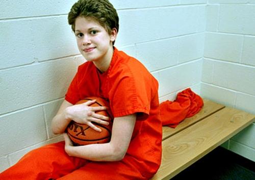 Trước khi gây án, Heather Opel là ngôi sao bóng rổ ở trường học. Ảnh: Seattle Post-Intelligencer.