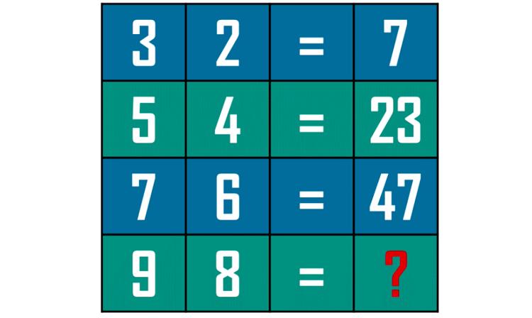 Bốn câu đố IQ - 6