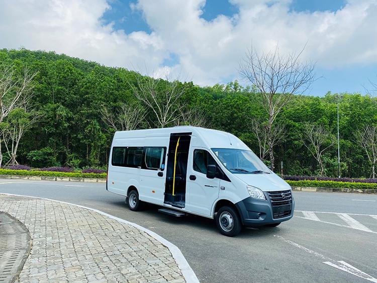 GAZelle Next 20 chỗ, minibus nhập khẩu châu Âu - 2