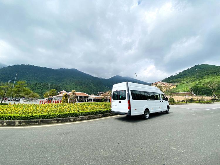 GAZelle Next 20 chỗ, minibus nhập khẩu châu Âu - 4