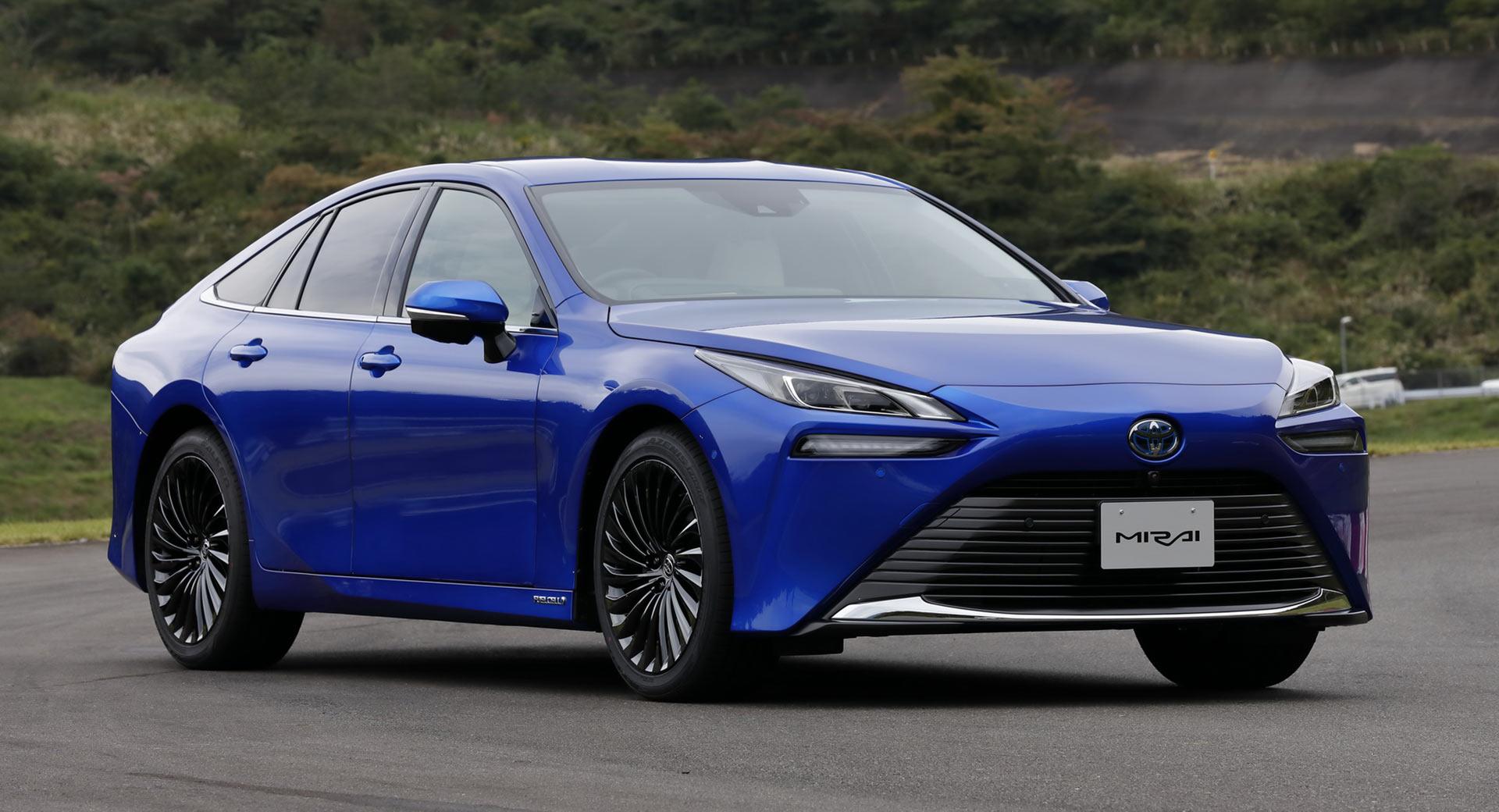 Một mẫu xe điện sắp ra mắt của Toyota. Ảnh: Toyota