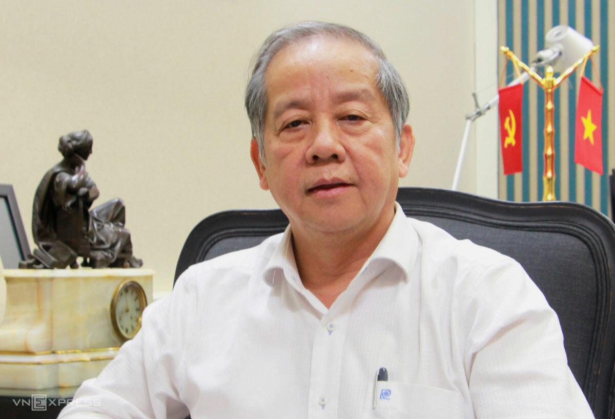 Chủ tịch UBND tỉnh Thừa Thiên Huế Phan Ngọc Thọ. Ảnh: Võ Thạnh.